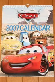 カーズカレンダー2-1