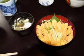 食事ふじ鮨1