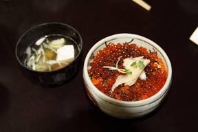 食事ふじ鮨2