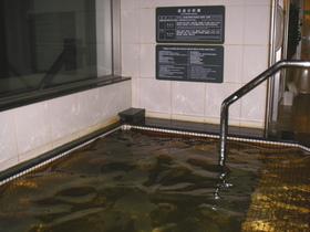 札幌プリンスホテルタワーの温泉