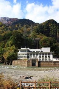 黒部川第二発電所