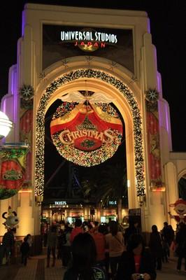 USJクリスマス2007-6