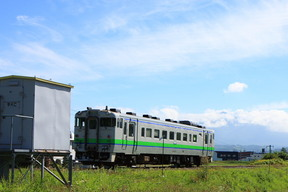富良野の鉄道
